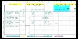Excel Journal Entry Template Accounting Journal Template Excel