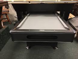 custom pool tables. 7\u0027 Black Ebonite Pool Table Custom Tables K