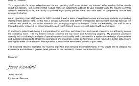 Surgical Nurse Resume Cover Letter Awesome Med Surg Resume