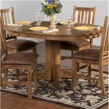 designs sedona table top base: sunny designs sedona oval extension table