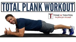 Plank Exercise Chart The Best Total Plank Workout 8 Minutes Of Plank Work For Toned Abs And A Strong Core