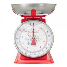 Retro Kitchen Scales Uk Cath Kidston Clifton Rose Weighing Scales Vintage Kitchen Scales