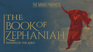 Image result for book of Zephaniah
