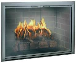 glass fireplace insert glass gas fireplace inserts prefabricated fireplace insert large size of doors for prefabricated