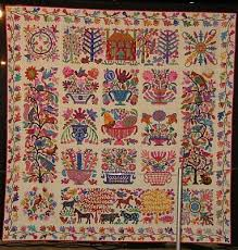 163 best KIM McLEAN QUILTS images on Pinterest | Quilt patterns ... & Baltimore album style quilt by Kim McLean of Lindfield, New South Wales,  Australia - Adamdwight.com