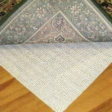 rubber rug pad stuck to hardwood floor are pads safe for floors mat furniture marvellous