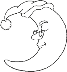 Small Picture Free Printable Moon coloring pages kids 29359 Bestofcoloringcom