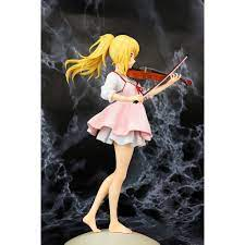 Review of Figure ฟิกเกอร์ Model โมเดล Your Lie in April เพลงรักสองหัวใจ  Kaori Miyazono มิยาโซโนะ คาโอริ | ผลิตภัณฑ์ที่ดี