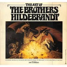 The Art of the Brothers Hildebrandt by Ian Summers