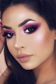 30 purple smokey eye makeup ideas to open the party season