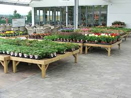 Garden Centre Display Stands