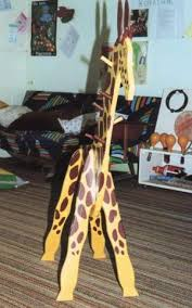 Giraffe Coat Rack Gordon's Projects 30