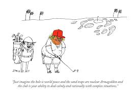 Image result for trump golf paintings