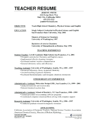 Casual Resume Example resume Education In Resume Examples 44