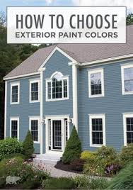 how to choose exterior paint colorsBenjamin Moore Wedgewood Gray Color Spotlight  Exterior paint