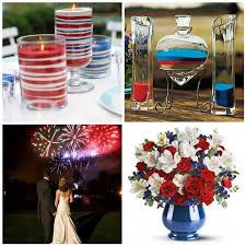 fourth of july wedding theme