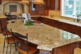 Kitchen Countertop Ideas  Most Popular Kitchen Countertops - Kitchen counter bar