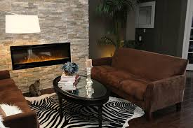 beautiful ideas for electric fireplace stone design stone electric fireplace in living room traditional with fireplace