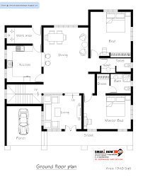 Kerala House Plans And Designs With Photos   Homemini s comKerala Bedroom House Plans Home Design