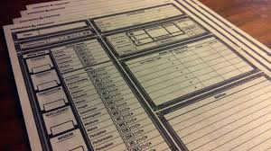 d and d online character sheet gorgeous free and downloadable dnd character sheets boing boing