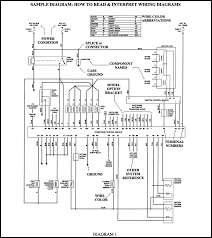Diagram ford ranger radio wiring wire within explorer 94 symbols tutorial lines 1280