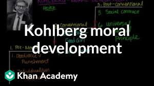Carol Gilligan Moral Development Theory Chart Kohlberg Moral Development Video Khan Academy