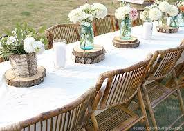 rustic outdoor party taryn whiteaker