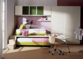 Apart from making kids rooms bright, ventilated and colorful, the focus is  on using sleek furniture giving way for space. This can be achieved through  ...