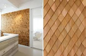 wood interior walls using wood shingles to create an accent wall adds warmth and texture to wood interior walls