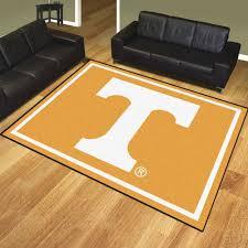 carpet 8x10. university of tennessee volunteers area rug - nylon 8\u0027 x 10\u0027 carpet 8x10 u