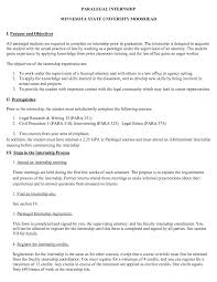 Sample Paralegal Resume With No Experience Objective For Paralegal Resume Template Sample Senior Position With 6