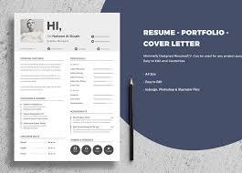 Edit Resume For Free Free Portfolio Resume Template Resumekraft