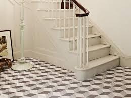 geometric hallway british ceramic tile geometric hallway