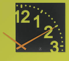 Small Picture Modern Clocks and Creative Clock Designs