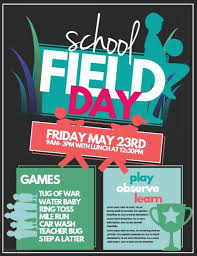 Health Fair Flyers Field Day Flyer Template Under Fontanacountryinn Com