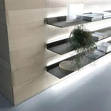 metal floating shelves fixer upper shelf canada com inside decorations