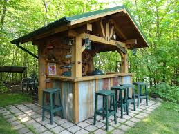Outdoor Bar 20 Creative Patio Outdoor Bar Ideas You Must Try At Your Backyard