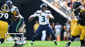 Tuesday Round-Up: Vote Russell Wilson For Air Player Of The Week