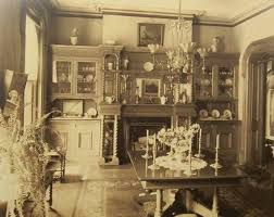 We love old photos from inside homes that give a glimpse in to daily life.  Such is the case with this 1865 photo called Interieur taken by Lady  Frances ...