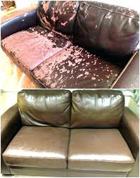 fix leather sofa leather furniture restoration how to re faded leather couch leather sofa rer restoring