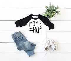 Moms Mcm Raglan Baby Boy Clothes Toddler Boy Clothes Moms Mcm Little Boy Raglan Moms Man Crush Monday Shirt