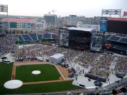 Concert Seats At Nationals Park Washington Dc Forum