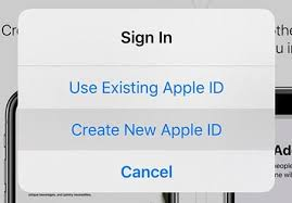 an apple id without a credit card