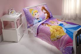 Princess Dress to Shine 4 Piece Toddler Bedding Set