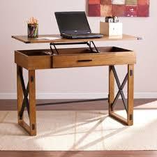 Narrow Office Desks Long Beach Calder Writing Desk Narrow Office