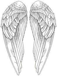 Pin Van Marielle Janssens Op Tekeningen Vleugels Vleugels