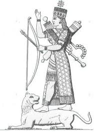"""Résultat de recherche d'images pour """"Ishtar divinité guerriere"""""""
