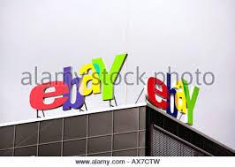 ebay head office. German Head Office Of Ebay - Stock Photo