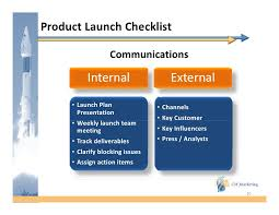 Team A Product Launch Plan Part
