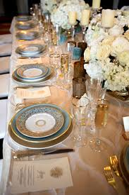 2012 Sping Summer Wedding Color Combinations Aisle Style